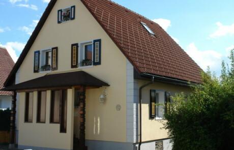 Energetische Sanierung Niederhof Gestaltung