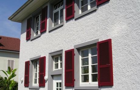 Fassadenanstrich Bad Säckingen