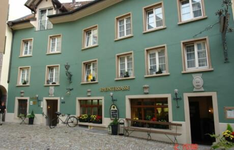 Fassadenanstrich Laufenburg