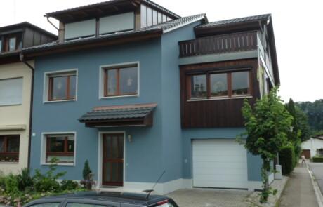 Sanierung Wärmedämmung Farbgestaltung Bad Säckingen Wallbach