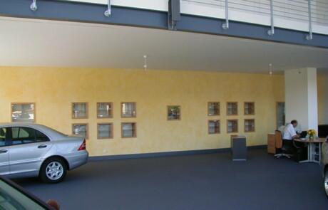Trockenbauband Gestaltung Bad Säckingen