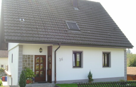 Wärmedämmung Farbgestaltung Beratung Niederhof